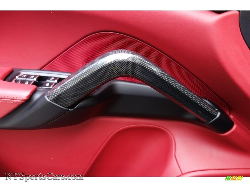 2016 Cayenne Turbo S - Black / Black/Garnet Red photo #23