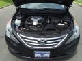 Hyundai Sonata SE 2.0T Phantom Black Metallic photo #30