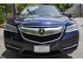 Acura MDX SH-AWD Technology Fathom Blue Pearl photo #2