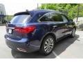 Acura MDX SH-AWD Technology Fathom Blue Pearl photo #4