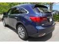 Acura MDX SH-AWD Technology Fathom Blue Pearl photo #6