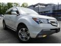 Acura MDX Technology Aspen White Pearl photo #1