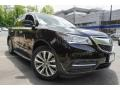 Acura MDX SH-AWD Technology Crystal Black Pearl photo #1