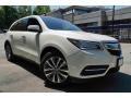 Acura MDX SH-AWD Technology White Diamond Pearl photo #1