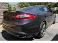 Ford Fusion Titanium AWD Magnetic Metallic photo #6