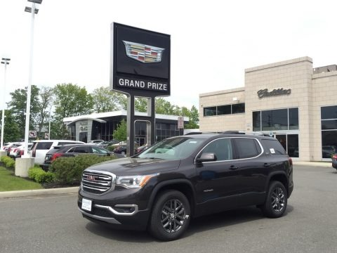 Iridium Metallic 2017 GMC Acadia SLT AWD