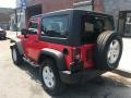 Jeep Wrangler Sport 4x4 Firecracker Red photo #16
