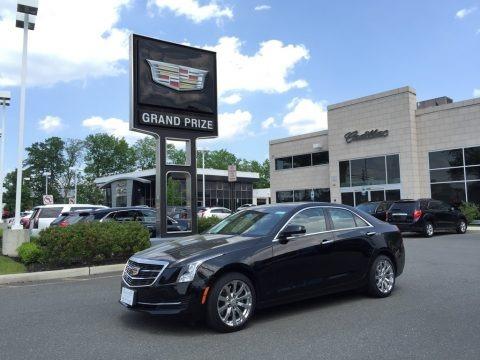 Black Raven 2017 Cadillac ATS Luxury AWD