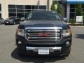 GMC Canyon SLT Crew Cab 4x4 Onyx Black photo #2