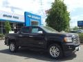 GMC Canyon SLT Crew Cab 4x4 Onyx Black photo #3