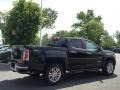 GMC Canyon SLT Crew Cab 4x4 Onyx Black photo #4