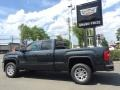 GMC Sierra 1500 SLE Double Cab 4WD Dark Slate Metallic photo #6