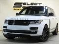 Land Rover Range Rover Supercharged Fuji White photo #8