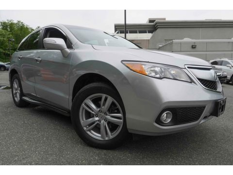 Forged Silver Metallic 2013 Acura RDX Technology AWD