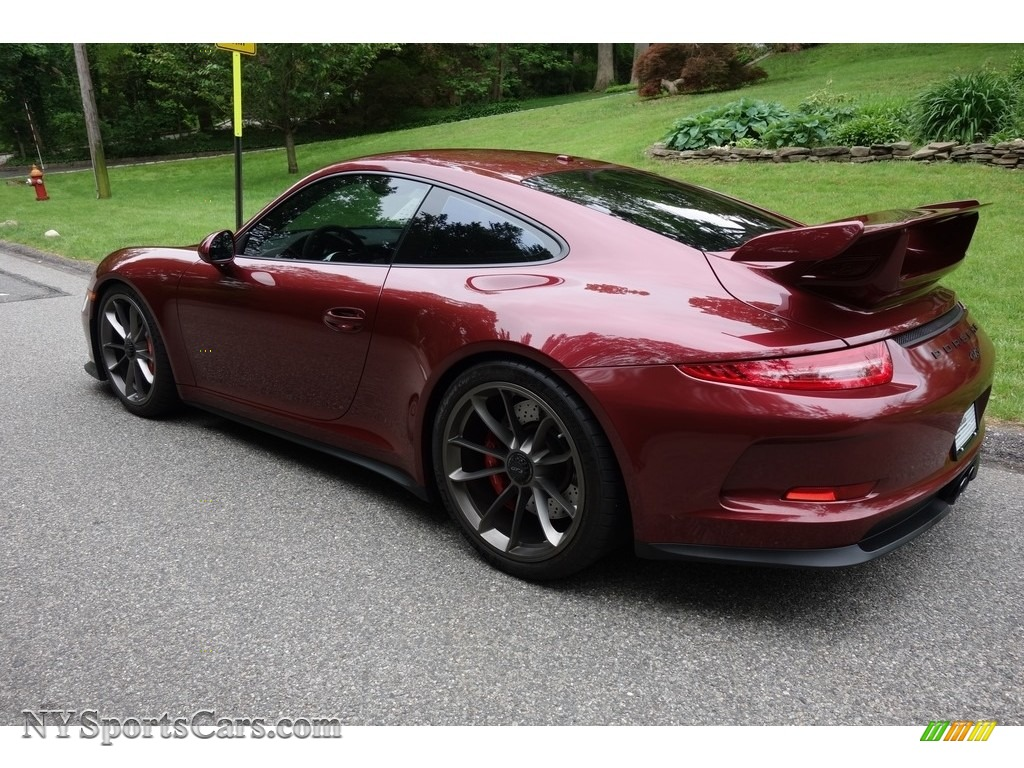 2015 911 GT3 - Arena Red / Black w/Alcantara photo #4