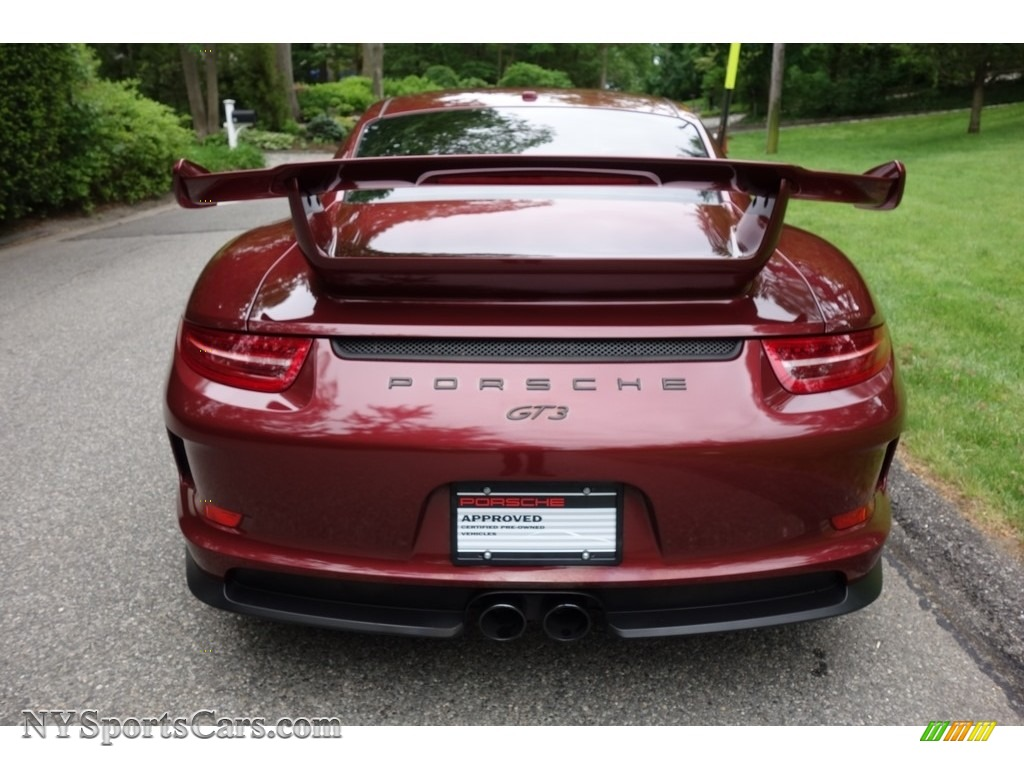 2015 911 GT3 - Arena Red / Black w/Alcantara photo #5