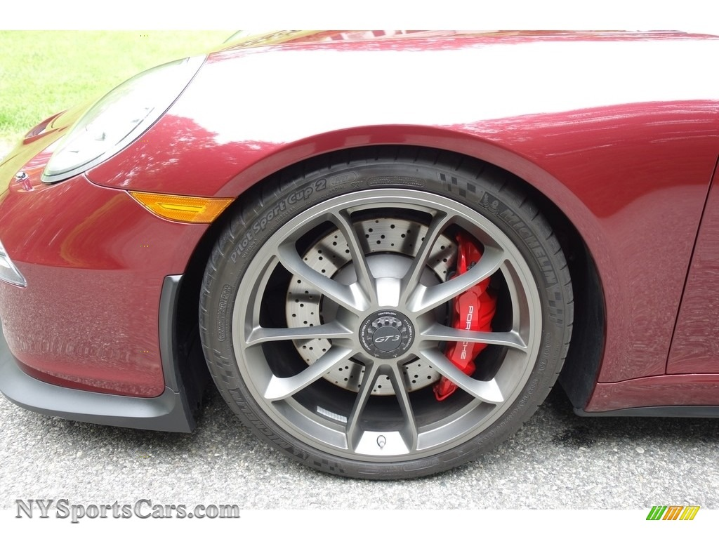 2015 911 GT3 - Arena Red / Black w/Alcantara photo #10