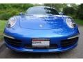 Porsche 911 Carrera 4 Coupe Sapphire Blue Metallic photo #2