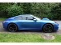 Porsche 911 Carrera 4 Coupe Sapphire Blue Metallic photo #7