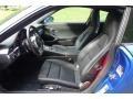 Porsche 911 Carrera 4 Coupe Sapphire Blue Metallic photo #13