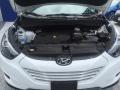 Hyundai Tucson GLS AWD Winter White photo #28