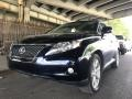 Lexus RX 350 AWD Cerulean Blue Metallic photo #3