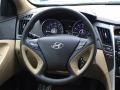 Hyundai Sonata GLS Shimmering White photo #15