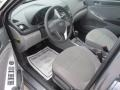 Hyundai Accent SE Sedan Triathlon Gray photo #22