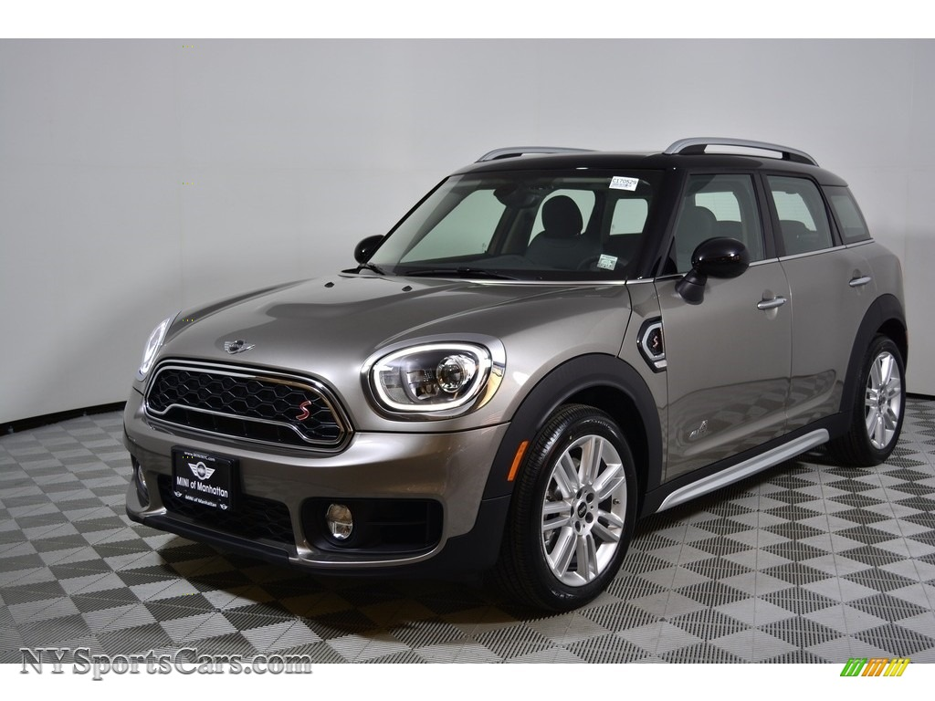 2017 mini countryman cooper s all4 in melting silver metallic d79733 cars. Black Bedroom Furniture Sets. Home Design Ideas