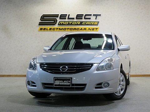 Brilliant Silver 2012 Nissan Altima 2.5 S