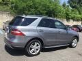 Mercedes-Benz ML 350 4Matic Palladium Silver Metallic photo #4