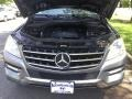 Mercedes-Benz ML 350 4Matic Palladium Silver Metallic photo #30