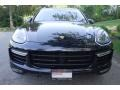 Porsche Cayenne Turbo Moonlight Blue Metallic photo #2