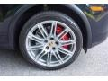 Porsche Cayenne Turbo Moonlight Blue Metallic photo #10