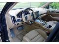 Porsche Cayenne Turbo Moonlight Blue Metallic photo #11