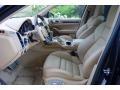 Porsche Cayenne Turbo Moonlight Blue Metallic photo #20
