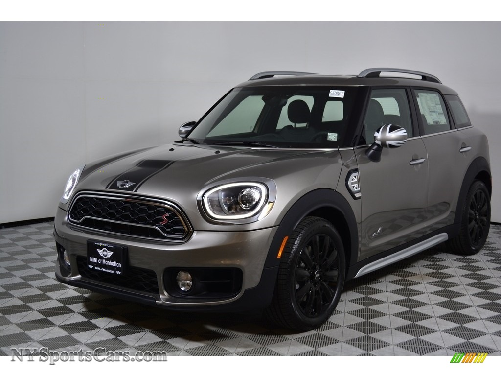 2017 mini countryman cooper s all4 in melting silver. Black Bedroom Furniture Sets. Home Design Ideas