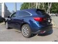 Acura MDX SH-AWD Technology Fathom Blue Pearl photo #6