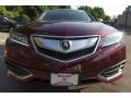 Acura RDX AWD Basque Red Pearl II photo #2