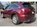 Acura RDX AWD Basque Red Pearl II photo #6