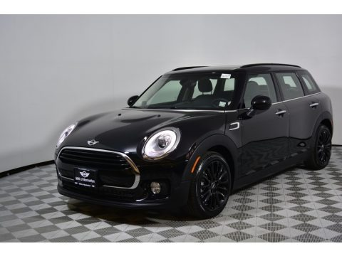 Midnight Black Metallic 2017 Mini Clubman Cooper