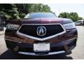 Acura MDX SH-AWD Dark Cherry Pearl photo #2