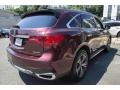 Acura MDX SH-AWD Dark Cherry Pearl photo #4
