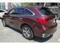 Acura MDX SH-AWD Dark Cherry Pearl photo #6