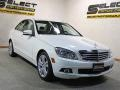 Mercedes-Benz C 300 Luxury 4Matic Arctic White photo #3