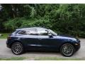 Porsche Macan S Dark Blue Metallic photo #7