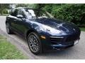 Porsche Macan S Dark Blue Metallic photo #8