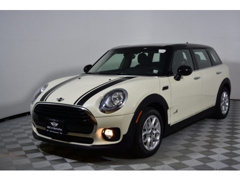 Pepper White 2017 Mini Clubman Cooper ALL4