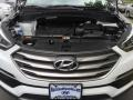 Hyundai Santa Fe Sport AWD Pearl White photo #29