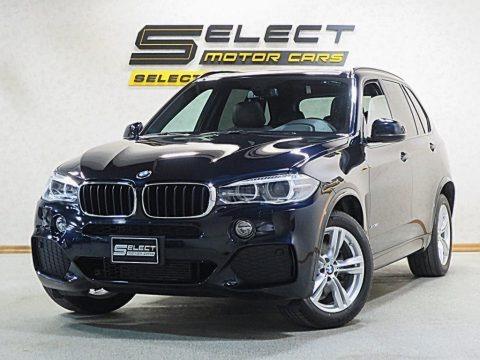 Carbon Black Metallic 2014 BMW X5 xDrive35i